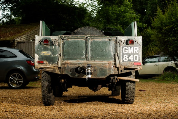 1950 Land Rover Series 1 For Sale (picture 21 of 165)