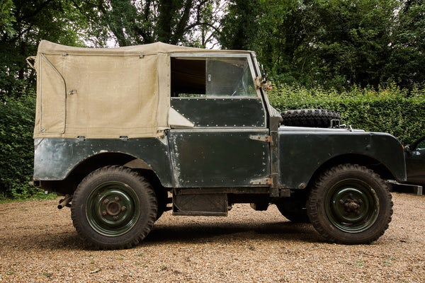 1950 Land Rover Series 1 For Sale (picture 7 of 165)