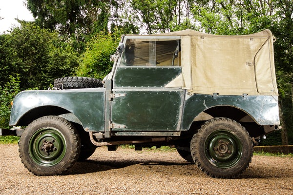 1950 Land Rover Series 1 For Sale (picture 8 of 165)