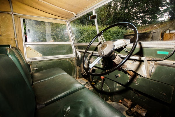 1950 Land Rover Series 1 For Sale (picture 48 of 165)