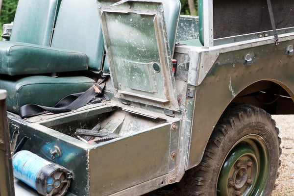 1950 Land Rover Series 1 For Sale (picture 53 of 165)