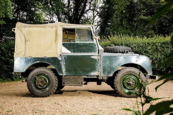1950 Land Rover Series 1 For Sale (picture 12 of 165)