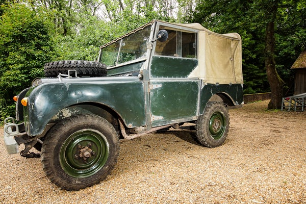 1950 Land Rover Series 1 For Sale (picture 17 of 165)
