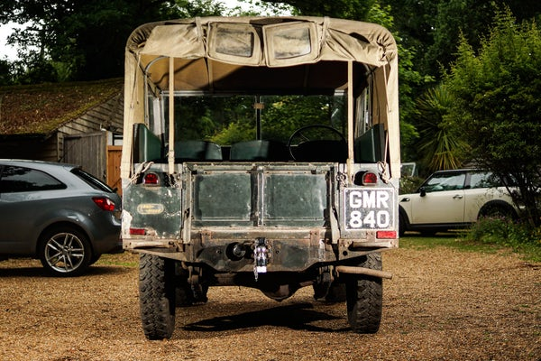 1950 Land Rover Series 1 For Sale (picture 5 of 165)