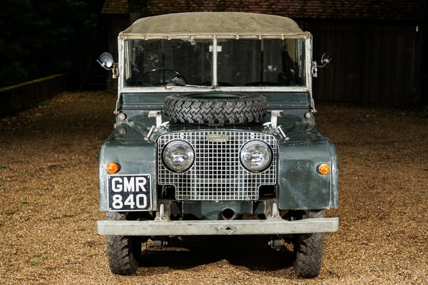 1950 Land Rover Series 1 For Sale (picture 1 of 165)