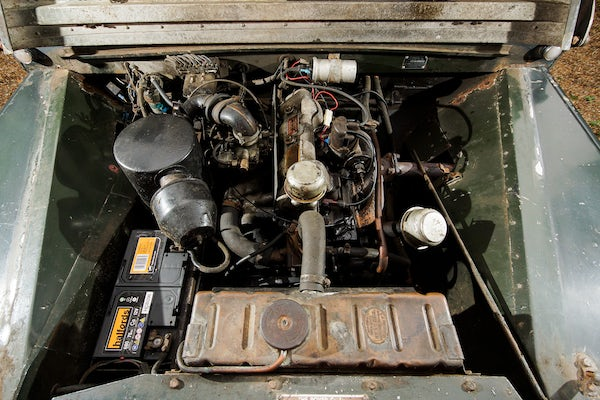 1950 Land Rover Series 1 For Sale (picture 141 of 165)