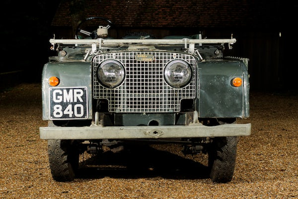 1950 Land Rover Series 1 For Sale (picture 19 of 165)
