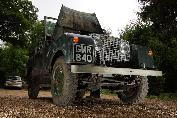 1950 Land Rover Series 1 For Sale (picture 32 of 165)