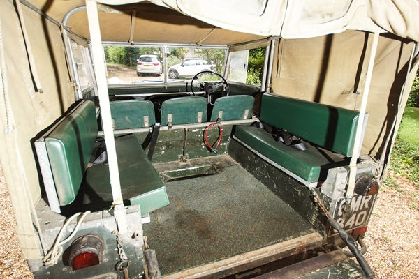 1950 Land Rover Series 1 For Sale (picture 43 of 165)