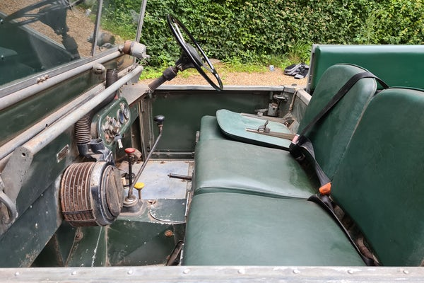 1950 Land Rover Series 1 For Sale (picture 42 of 165)
