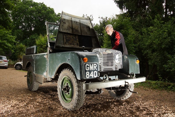1950 Land Rover Series 1 For Sale (picture 35 of 165)