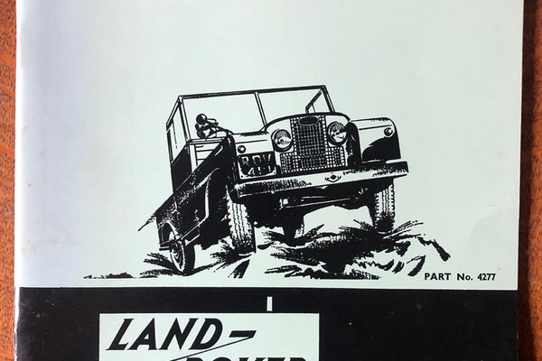 1950 Land Rover Series 1 For Sale (picture 156 of 165)