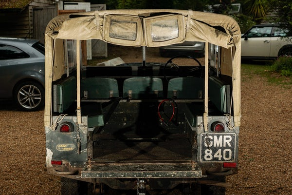 1950 Land Rover Series 1 For Sale (picture 9 of 165)