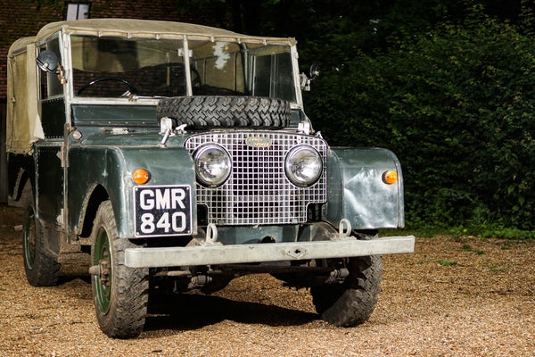 1950 Land Rover Series 1 For Sale (picture 3 of 165)