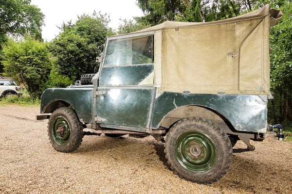 1950 Land Rover Series 1 For Sale (picture 16 of 165)