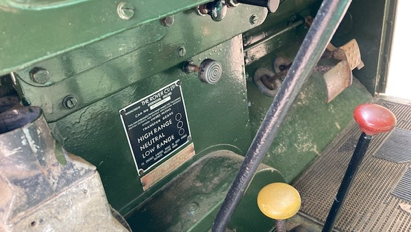1950 Land Rover Series 1 For Sale (picture 40 of 108)