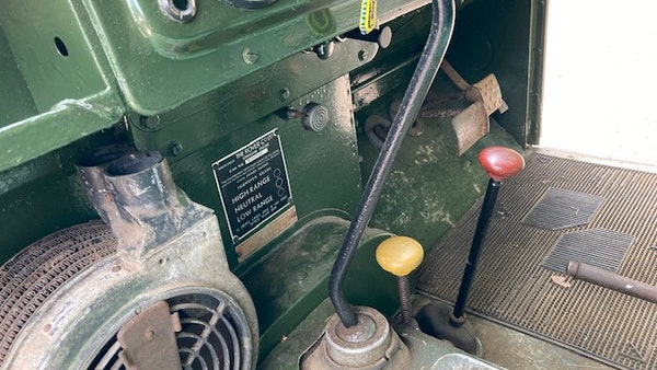 1950 Land Rover Series 1 For Sale (picture 39 of 108)