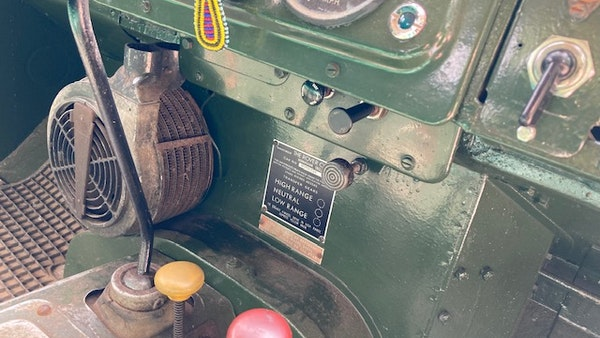 1950 Land Rover Series 1 For Sale (picture 38 of 108)