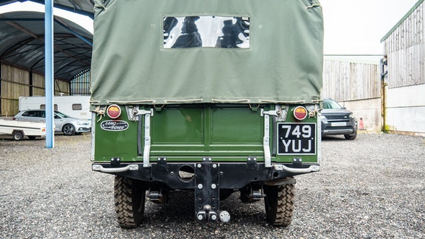 """1956 Land Rover 86"""" Series One For Sale (picture 67 of 243)"""