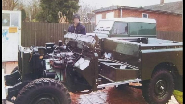 """1956 Land Rover 86"""" Series One For Sale (picture 242 of 243)"""