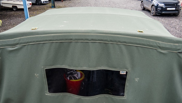 """1956 Land Rover 86"""" Series One For Sale (picture 162 of 243)"""
