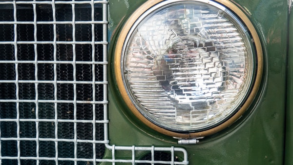 """1956 Land Rover 86"""" Series One For Sale (picture 166 of 243)"""