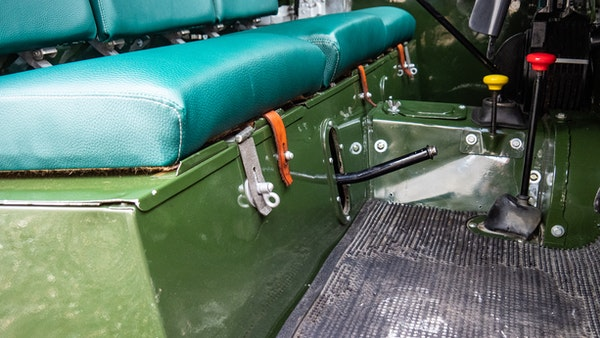 """1956 Land Rover 86"""" Series One For Sale (picture 42 of 243)"""