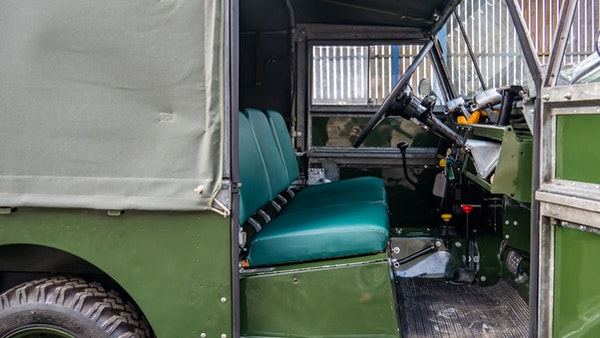 """1956 Land Rover 86"""" Series One For Sale (picture 128 of 243)"""