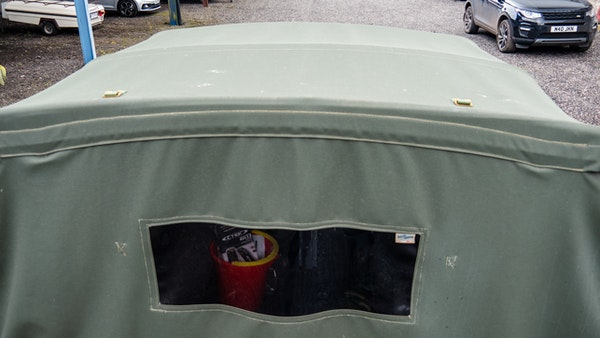 """1956 Land Rover 86"""" Series One For Sale (picture 74 of 243)"""