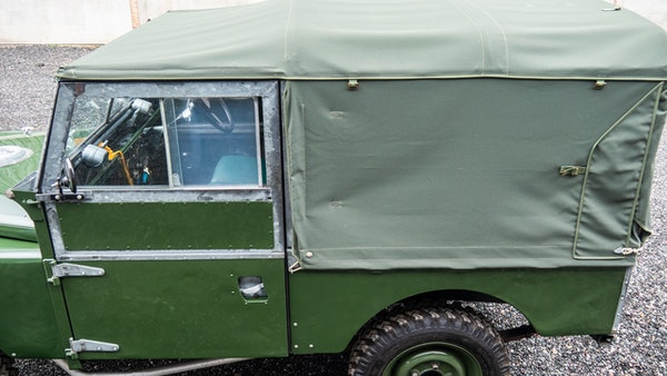 """1956 Land Rover 86"""" Series One For Sale (picture 135 of 243)"""