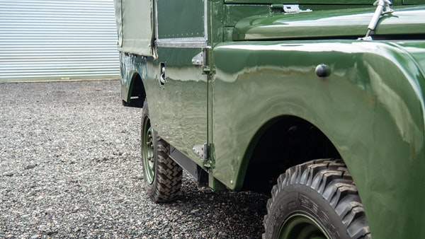 """1956 Land Rover 86"""" Series One For Sale (picture 82 of 243)"""