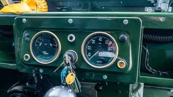 """1956 Land Rover 86"""" Series One For Sale (picture 36 of 243)"""