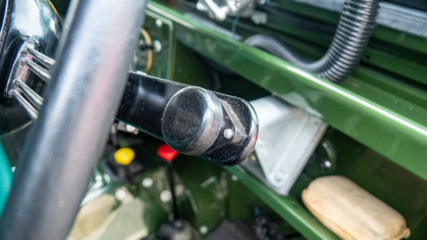 """1956 Land Rover 86"""" Series One For Sale (picture 137 of 243)"""