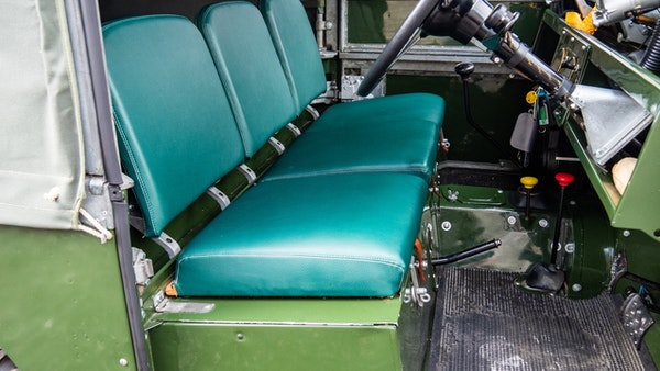 """1956 Land Rover 86"""" Series One For Sale (picture 34 of 243)"""