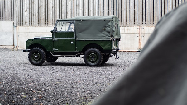 """1956 Land Rover 86"""" Series One For Sale (picture 8 of 243)"""