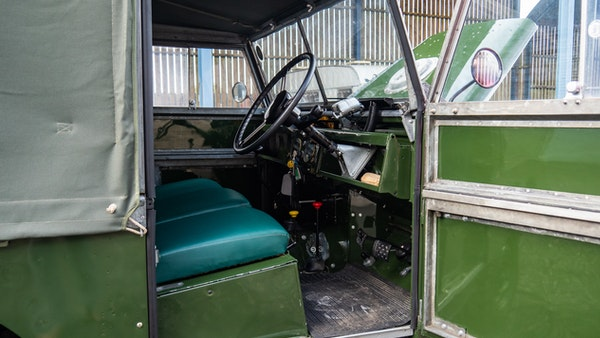 """1956 Land Rover 86"""" Series One For Sale (picture 127 of 243)"""