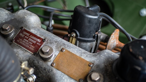 """1956 Land Rover 86"""" Series One For Sale (picture 227 of 243)"""