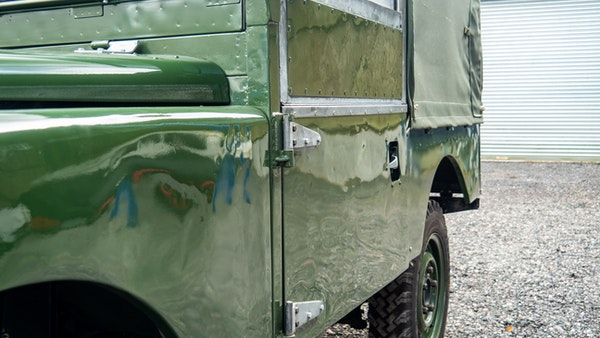 """1956 Land Rover 86"""" Series One For Sale (picture 156 of 243)"""