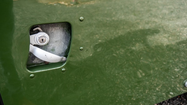 """1956 Land Rover 86"""" Series One For Sale (picture 99 of 243)"""