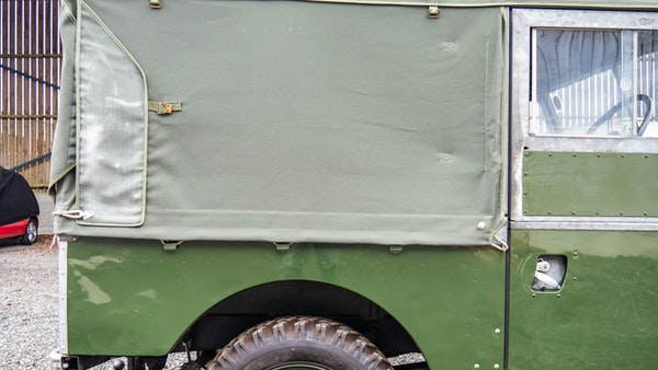 """1956 Land Rover 86"""" Series One For Sale (picture 76 of 243)"""