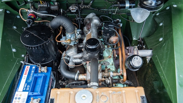 """1956 Land Rover 86"""" Series One For Sale (picture 192 of 243)"""
