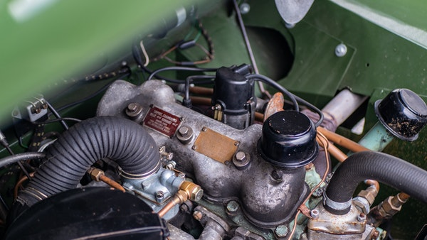 """1956 Land Rover 86"""" Series One For Sale (picture 203 of 243)"""