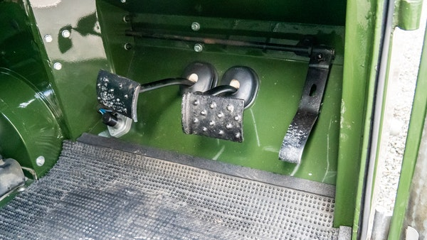 """1956 Land Rover 86"""" Series One For Sale (picture 131 of 243)"""