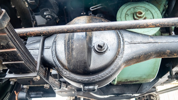 """1956 Land Rover 86"""" Series One For Sale (picture 204 of 243)"""