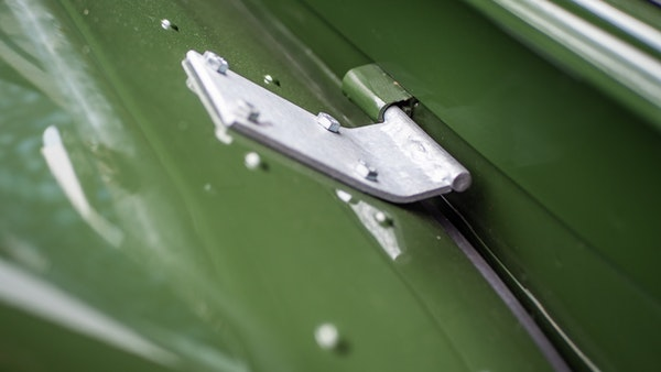 """1956 Land Rover 86"""" Series One For Sale (picture 56 of 243)"""