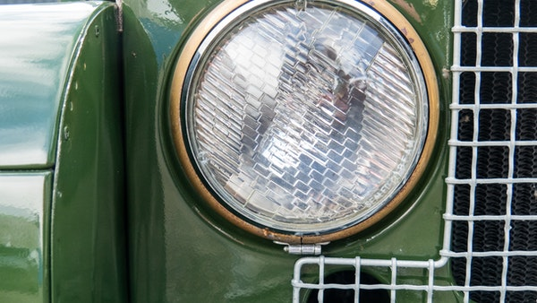 """1956 Land Rover 86"""" Series One For Sale (picture 168 of 243)"""