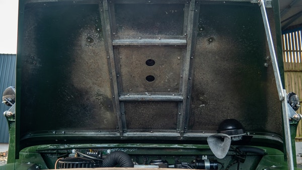 """1956 Land Rover 86"""" Series One For Sale (picture 92 of 243)"""