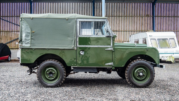 """1956 Land Rover 86"""" Series One For Sale (picture 6 of 243)"""