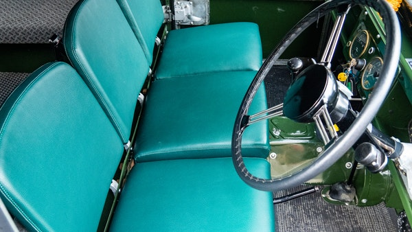 """1956 Land Rover 86"""" Series One For Sale (picture 31 of 243)"""