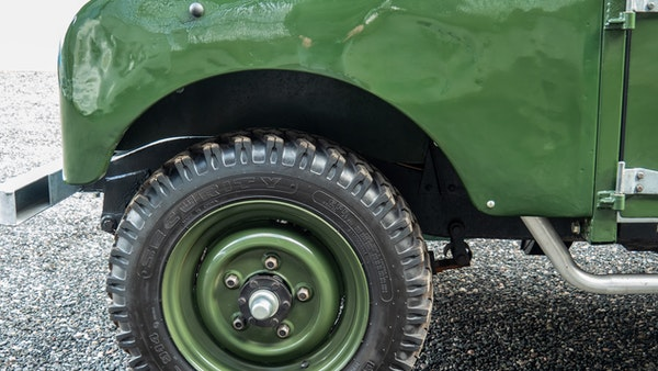 """1956 Land Rover 86"""" Series One For Sale (picture 164 of 243)"""